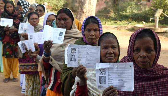 झारखंड विधानसभा चुनाव बीच BJP सांसद ने दिल्ली में की आदिवासी रैली