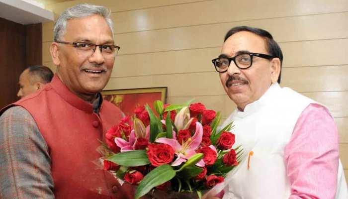 उत्तराखंड के CM रावत ने की केंद्रीय मंत्री से की मुलाकात, इस योजना के लिए मांगे 39 करोड़