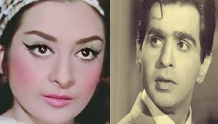 मोहब्बत के बावजूद दिलीप कुमार ने सायरा बानो को छोड़ कर ली थी दूसरी शादी