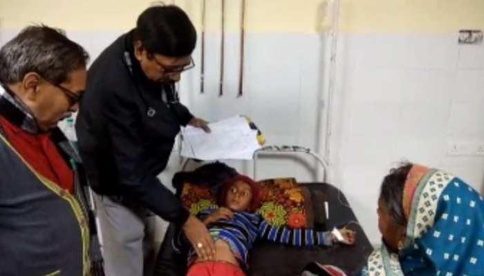 हजारीबाग: जहरीला जेट्रोफा फल खाने से 12 बच्चे बीमार, इलाज के बाद स्थिति सामान्य