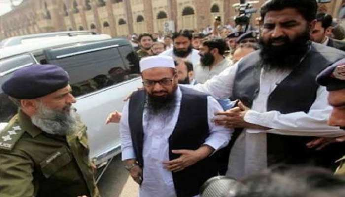 FATF का असर, पाकिस्तान ने हाफिज सईद पर कसा शिकंजा