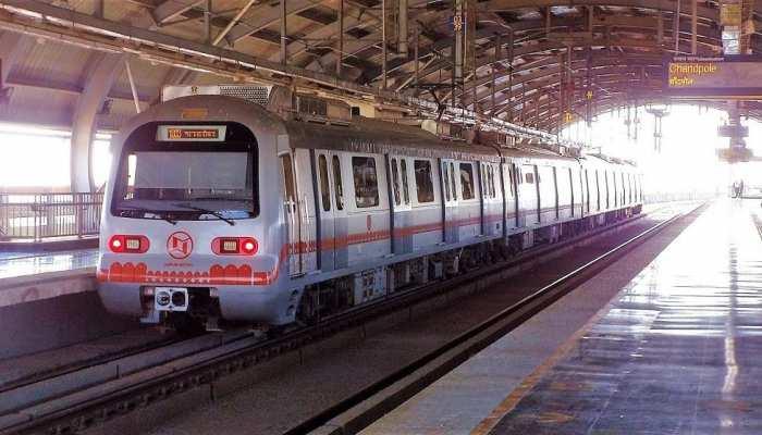 जयपुर मेट्रो पर आतंकी कर सकते हैं साइबर हमला !