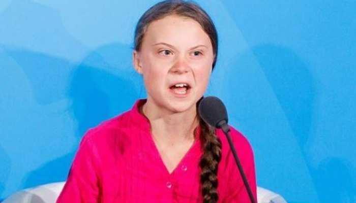 ग्रेटा को दुनियाभर से मिली बधाई, ट्रंप ने कहा-गुस्से पर काबू रखो