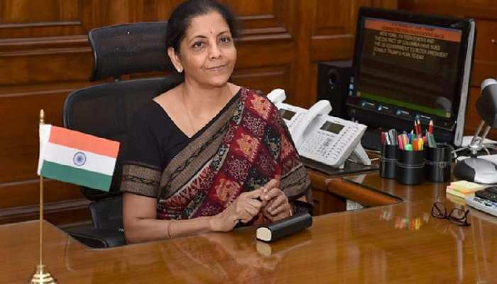 Nirmala Sitaraman listed in top 100 powerful women by FORBES