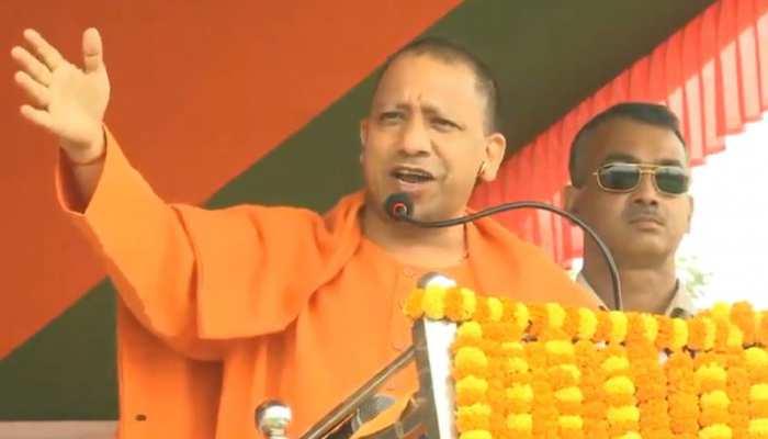 CM योगी आदित्यनाथ ने राम मंदिर के लिए हर परिवार से 11 रुपये और पत्थर मांगे