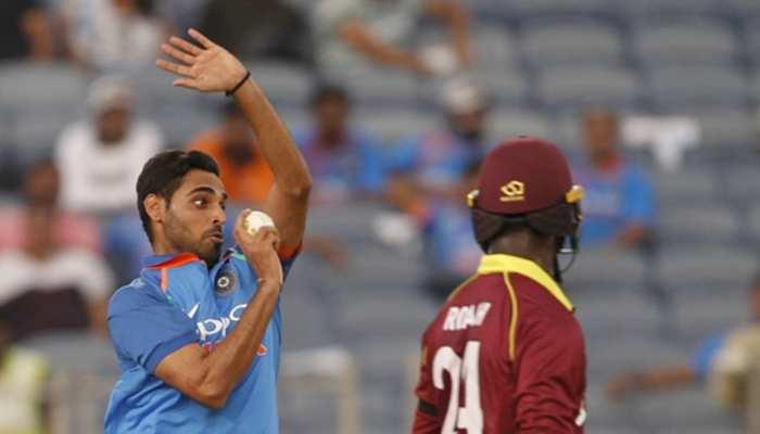IND vs WI: चेन्नई वनडे से एक दिन पहले सीरीज से बाहर हुए भुवी, इस गेंदबाज ने ली जगह