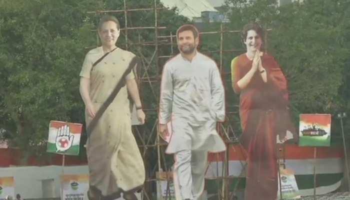 रैली में पन्ने पढ़ने से भारत नहीं बचता, कब समझेगी कांग्रेस
