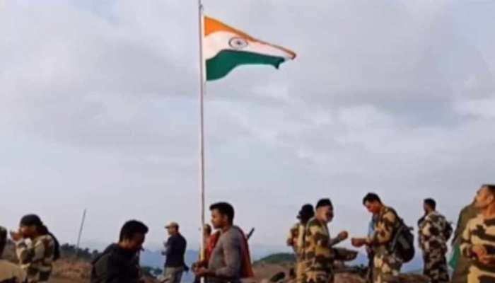 ओडिशा: जानिए कहां से BSF ने माओवादियों को खदेड़ा, यहां पहली बार लगे भारत माता की जय