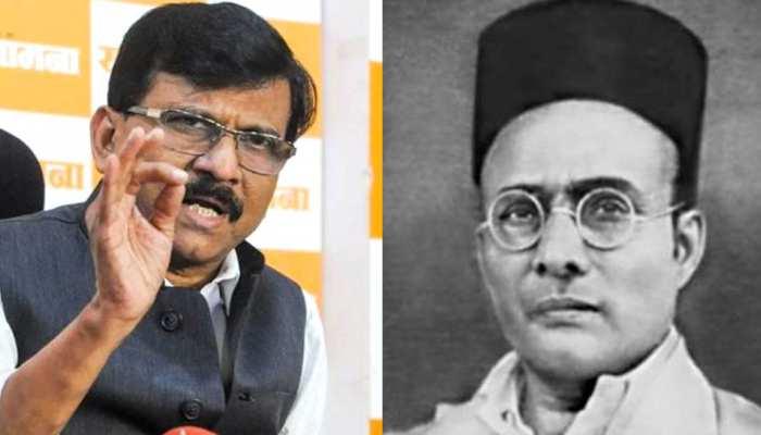 शिवसेना ने कांग्रेस को दी नसीहत, कहा- महाराष्ट्र और देश के लिए देवता हैं वीर सावरकर