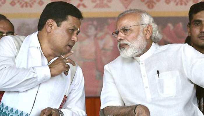 नागरिकता कानून: विरोध-प्रदर्शन के बीच PM मोदी और गृहमंत्री शाह से मिलेंगे असम के मुख्यमंत्री