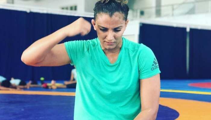 Wrestler Geeta  Phogat achievement with photos