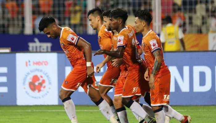 ISL-6: एफसी गोवा की शानदार जीत, एटीके को दूसरे स्थान पर खिसकाकर पहुंची टॉप पर