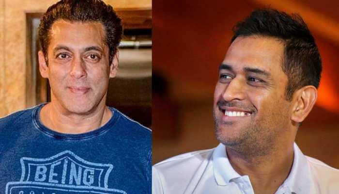 IND vs WI: सलमान ने धोनी को कहा 'दबंग' तो केदार जाधव के बारे में कही यह बात