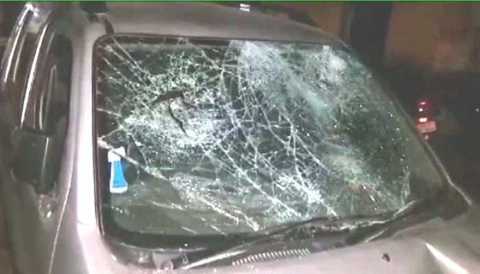 अजमेर में सामने आया हिट एंड रन का केस, शराबी कार चालक ने कई गाड़ियों को ठोका