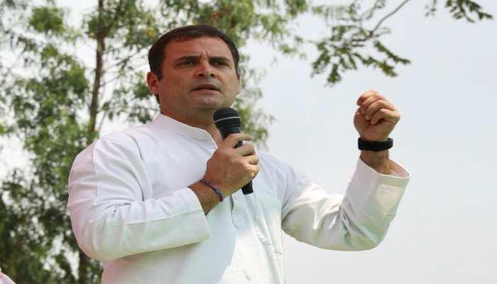 राहुल का 'रेप इन इंडिया' बयान: स्मृति ईरानी की शिकायत पर EC ने झारखंड के मुख्य चुनाव अधिकारी से मांगा जवाब