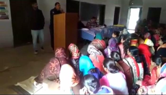 झुंझुनूं: महिला अपराधों को लेकर प्रशासन की नई पहल, शुरू हुआ आत्मरक्षा प्रशिक्षण शिविर