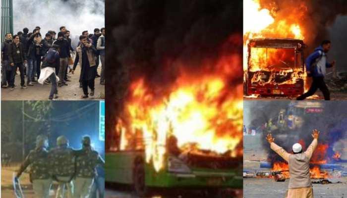 दिल्ली में हिंसा फैलने के 4 प्रमुख कारण