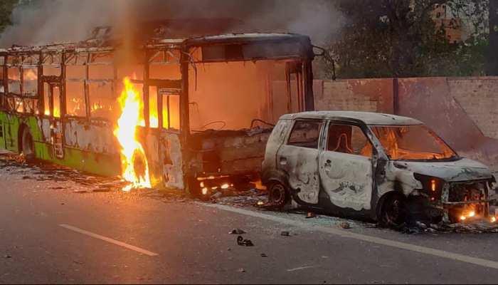 जामिया हिंसा मामले में 10 गिरफ्तार, आरोपियों में एक भी छात्र नहीं