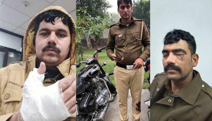 सीलमपुर-जाफराबाद उपद्रव: 12 पुलिसकर्मी समेत 21 लोग जख्मी, बसें व पुलिस बूथ फूंके