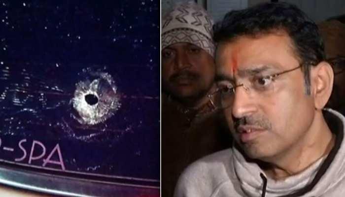 नागपुर के मेयर पर अज्ञात हमलावरों ने चलाई गोली, बाल-बाल बचे