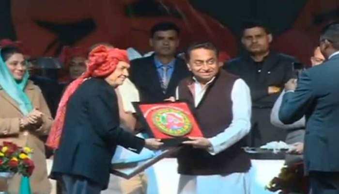 मुख्यमंत्री कमलनाथ ने किया पांचवें खजुराहो अंतर्राष्ट्रीय फिल्म महोत्सव का शुभारंभ
