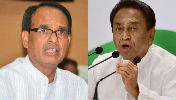 खाली खजाने पर विधानसभा में आमने-सामने आये CM कमलनाथ और पूर्व CM शिवराज