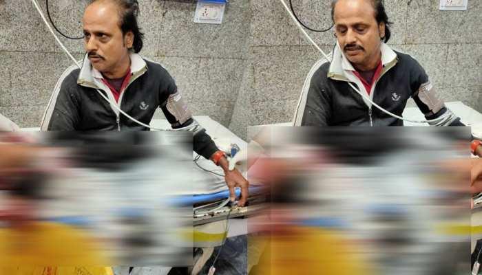 जाफराबाद हिंसा: वायरल वीडियो का सच, आंसू गैस नहीं हाथ में पकड़े पेट्रोल बम से घायल हुआ था शख्स