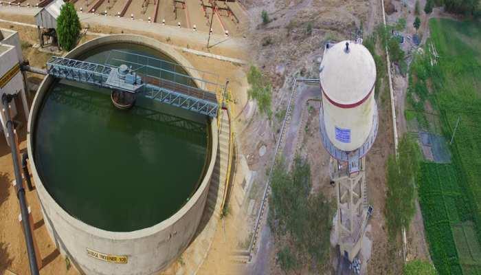 25 सालों से नहीं हुई जलाशयों की सफाई, जयपुरवासियों को जलदाय विभाग पिला रहा दूषित पानी