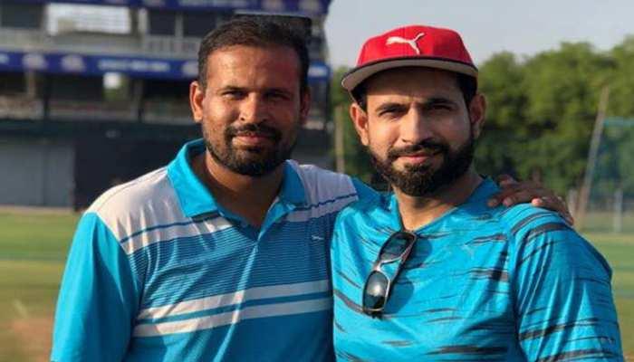 IPL 2020: नीलामी में युसुफ पठान को नहीं मिला खरीदार, भाई इरफान ने दी सांत्वना
