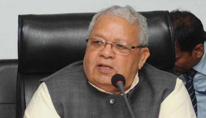 राजस्थान सरकार और राजभवन के बीच नहीं कोई टकराव: कलराज मिश्र