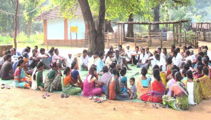 सीकर: दांतारामगढ़ पंचायत समिति सभागार में निकाली गई 29 ग्राम पंचायतों की लॉटरी