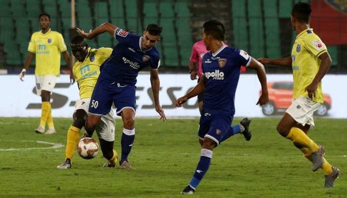 ISL-6: चेन्नइयन ने केरला को एकतरफा मुकाबले में दी मात, प्वाइंट टेबल में भी निकली आगे