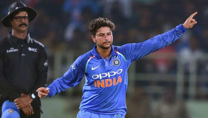 IND vs WI: कुलदीप यादव रच सकते हैं कटक में इतिहास, बस लेना होगा केवल एक विकेट