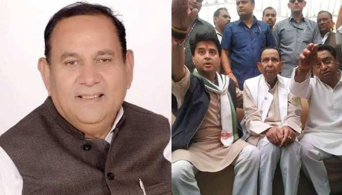 मध्यप्रदेश: जौरा से कांग्रेस विधायक बनवारीलाल शर्मा का निधन, रविवार को होगा अंतिम संस्कार