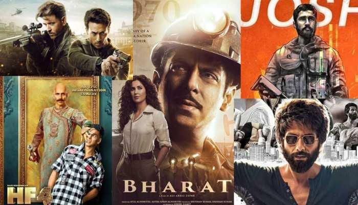 Top Nett Grosser Hindi Film's in india 2019