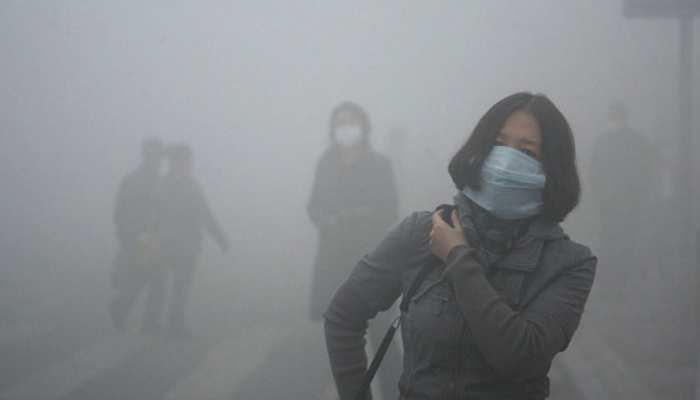 दिल्ली-NCR में फिर खतरनाक हुआ प्रदूषण का स्तर, AQI 500 के पार
