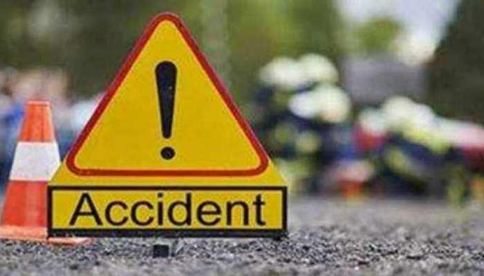 जबलपुर: ट्रक से टकराई यात्रियों से भरी बस, दर्दनाक हादसे में 5 की मौत, कई घायल