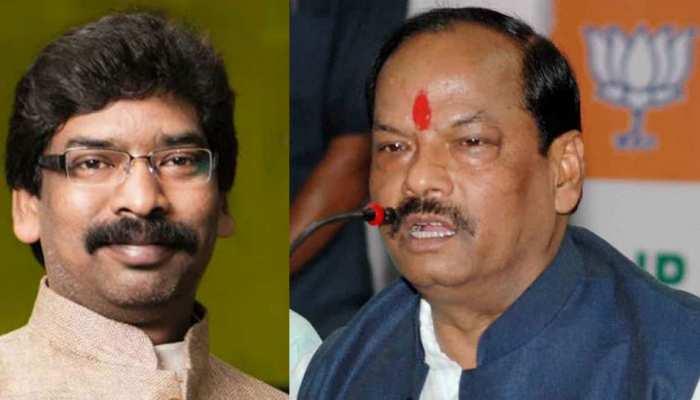 Jharkhand Election Results 2019 LIVE: रुझानों में JMM गठबंधन को स्पष्ट बहुमत
