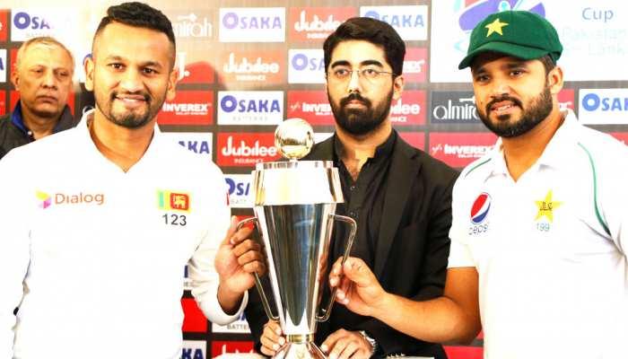 PAKvSL: 13 साल में पहली बार घर में टेस्ट जीता पाकिस्तान, भारत के रिकॉर्ड की बराबरी की