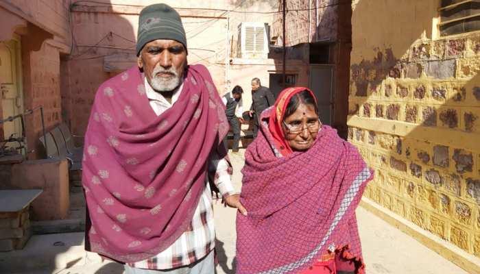 नागौर: बहू के अत्याचार से परेशान बुजुर्ग दंपति ने की इच्छामृत्यु की मांग