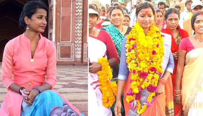 झारखंड चुनाव: बेटी ने रच दिया इतिहास, पिता और मां के बाद बनीं परिवार से तीसरी विधायक