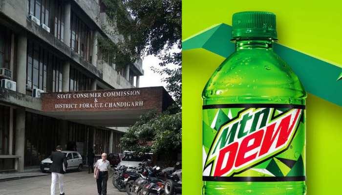 माउंटेन ड्यू की बोतल में मिला कीड़ा, पेप्सिको इंडिया पर लगा 5,00,000 का जुर्माना