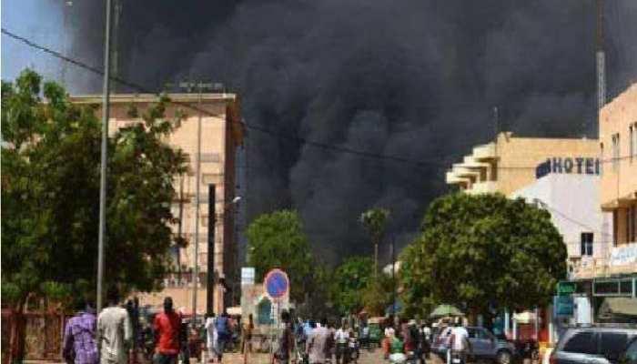 अफ्रीकी देश बुर्किना फासो में बड़ा आतंकी हमला, 35 नागरिकों की मौत