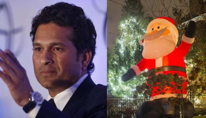 सचिन तेंदुलकर सहित क्रिकेट जगत ने दी क्रिसमस की बधाई, फैंस को दिया खास संदेश