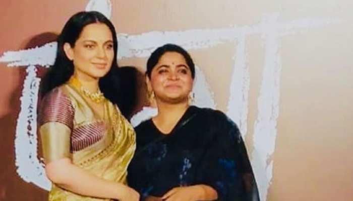 फिल्ममेकर अश्विनी अय्यर तिवारी का दावा, कंगना रनौत की फिल्म 'पंगा' है इनके लिए खास!
