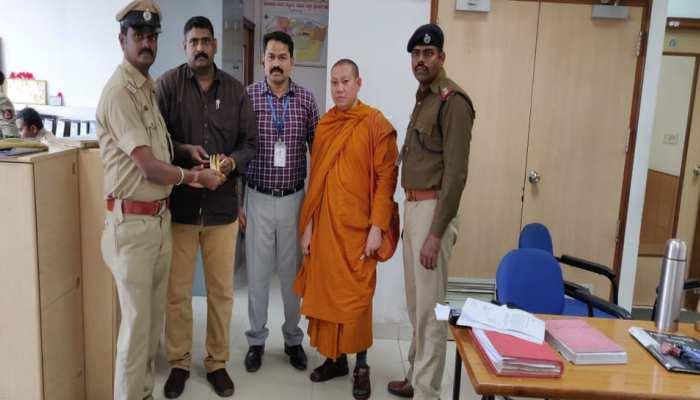 बेंगलुरु एयरपोर्ट पर पकड़ा गया कंबोडियाई नागरिक, बैग में मिले जंगली सुअर के 3 दांत