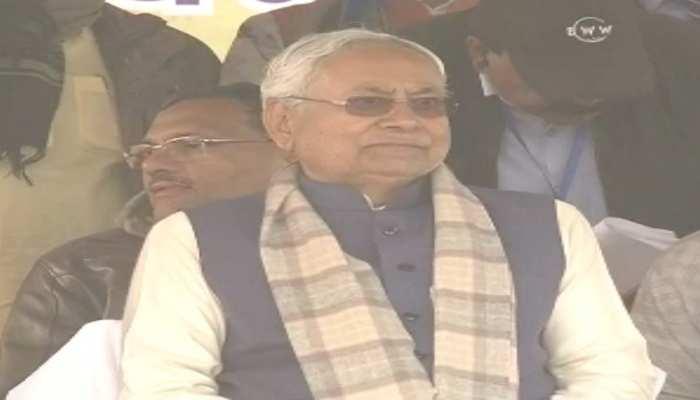 लखीसराय: CM नीतीश का ऐलान, कहा- 5 दिन में बिहार को जर्जर तारों से मिलेगी मुक्ति