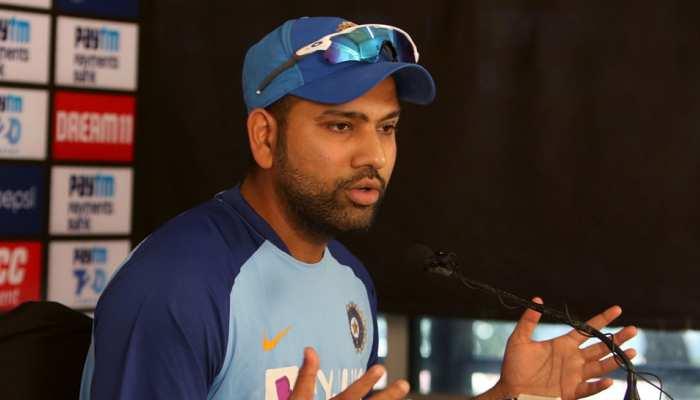 रोहित शर्मा ने दी युवा क्रिकेटरों को सलाह, हवाई शॉट्स में बुराई नहीं लेकिन...