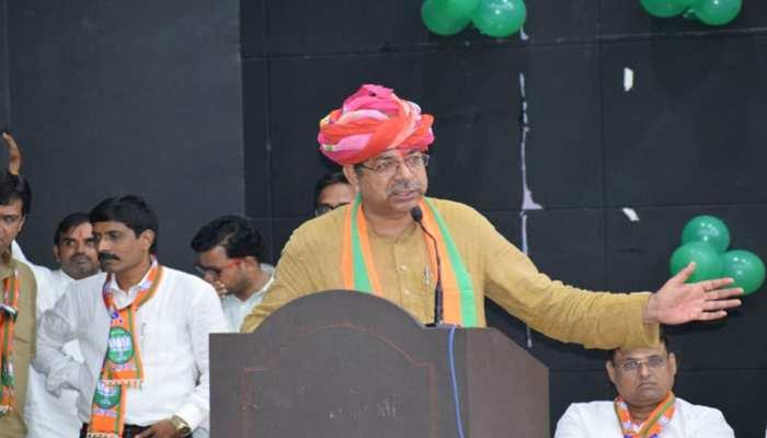 राजस्थान: पंचायत चुनाव से पहले सतीश पूनिया ने लगाया गहलोत सरकार पर यह आरोप...