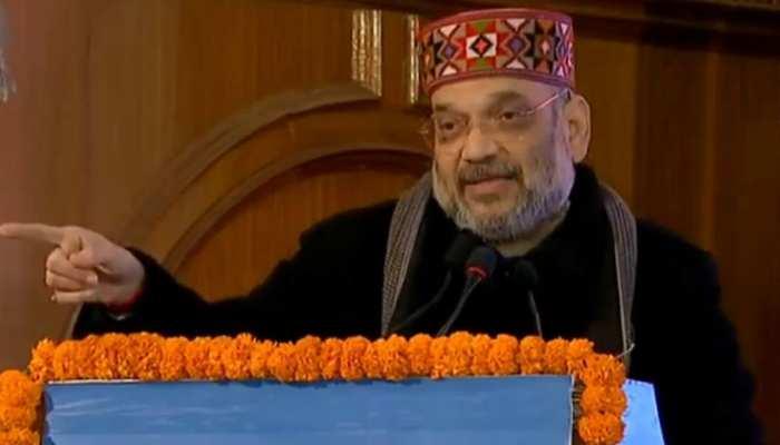 राहुल बाबा, चैलेंज है, नागरिकता छीनने का कहीं प्रावधान है तो दिखाइएः अमित शाह